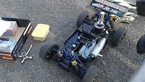 Moteur Rc Thermique : demarrage d 39 une voiture thermique rc kiosho youtube ~ Medecine-chirurgie-esthetiques.com Avis de Voitures