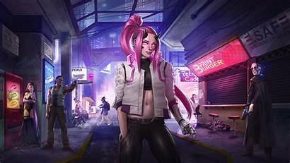 Cyberpunk 2077 4k Wallpapers Games Artstation Xbox