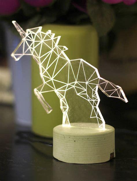 mystical geometric lamps desk lamps
