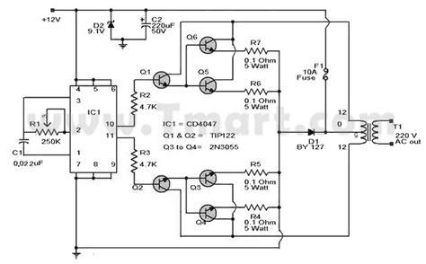i m yahica 300w inverter circuit diagram