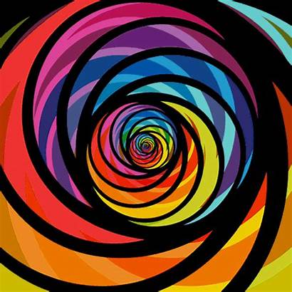 Spiral Animated Gifs Hypnotic Hypno Mesmerizing Hypnosis