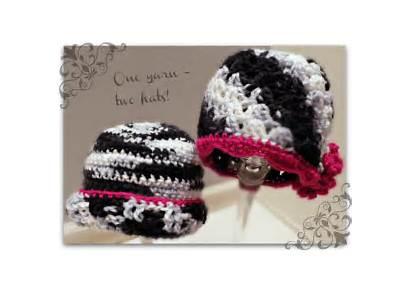Crochet Patterns Variegated Hat Yarn Yarns Hats