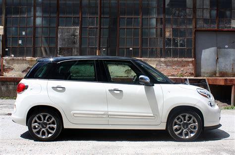 Fiat 500l Cost by 2014 Fiat 500l Drive Autoblog