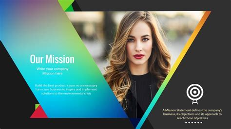 create vision mission   corporate