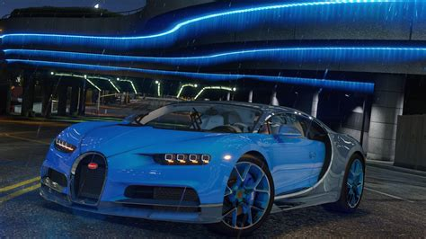 Festive surprise 2016 update showcase showing the new bugatti chrin truffade nero supercar. 2017 Bugatti Chiron Tuning  - GTA5-Mods.com
