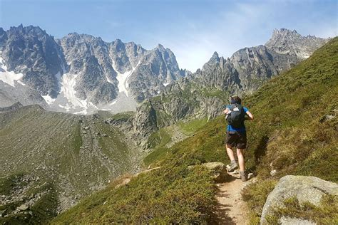 complete tour du mont blanc trek in comfort self guided walking macs adventure