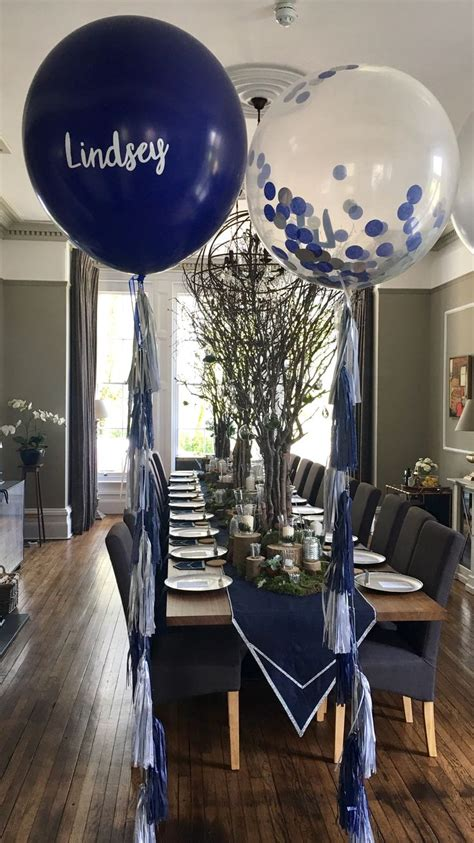 And Blue Birthday Decorations - best 25 blue decorations ideas on blue