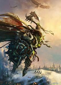 World of #WarCraft #orc #warrior wearing super-effective ...