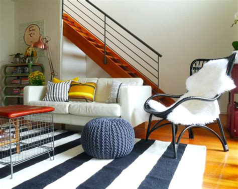 Living Room Poufs by Modular Style 10 Handy Uses For The Pouf
