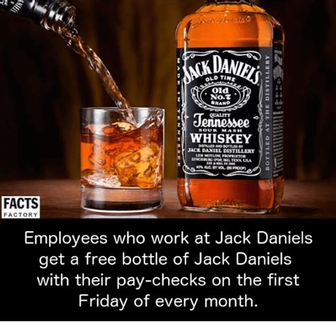 Jack Daniels Meme - old time old no brand quality sour mash whiskey jack daniel distillery facts factory employees