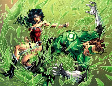 vs green lantern comicnewbies
