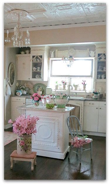 pictures of kitchen island 139 best images about shabby chic kitchens on 4213