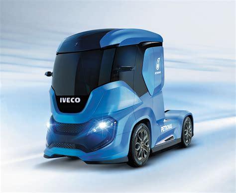 concept truck iveco presenta il concept z truck all iaa di hannover