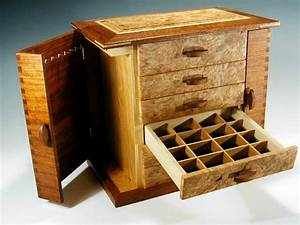 PDF DIY Handmade Wooden Jewelry Boxes Download garden