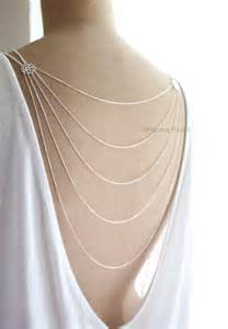 cubic zirconia drop earrings 25 best ideas about back necklace on back