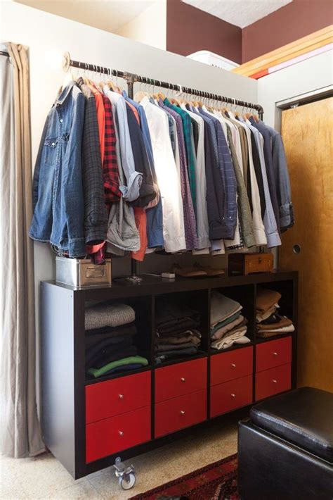 closets clothes storage apartment therapy