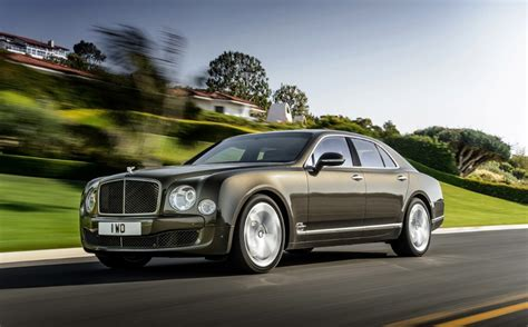 2019 Bentley Mulsanne Release Date And Redesign 2018