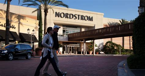 nordstrom shares spike  company announces exploration