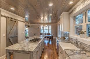 Transitional Ceiling Lights by 63 Beautiful Traditional Kitchen Designs Designing Idea
