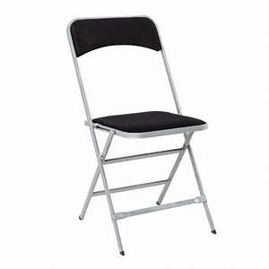 Chaise Velours Noir : location chaise apolline velours noire pliante abc location toulouse ~ Teatrodelosmanantiales.com Idées de Décoration