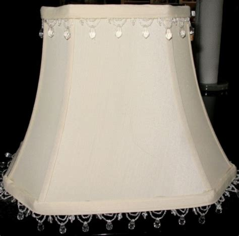 Stiffel Lamp Shades Glass by Rectangle Lamp Shades With Elongated Square Shapes