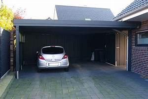 Garage Oder Carport : carport an garage anbauen das sollten sie beachten steda ~ Buech-reservation.com Haus und Dekorationen