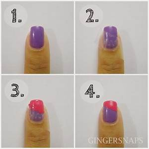 Easy Nail Polish Designs At Home: Trend manicure ideas ...