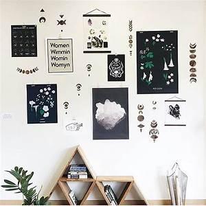 Boho Wall Art Diy Wall Decor Bedroom Boho Bohemian Wall ...