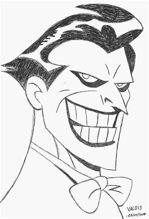 joker batman  animated series  gogeta ssj