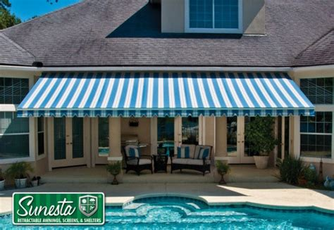 retractable awnings  patio covers