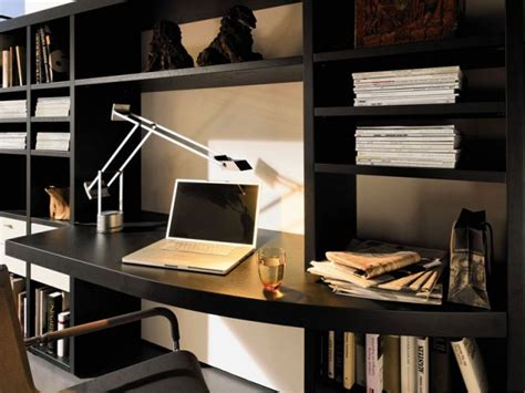 bureau dans salon aménager un coin bureau dans salon