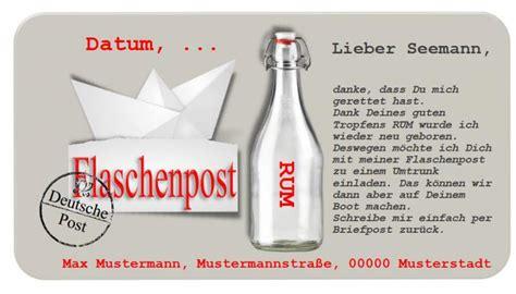 flaschenetiketten flaschenpost  freewarede