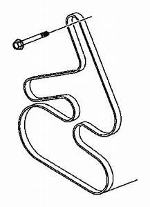 Wiring Diagram  32 2004 Chrysler Pacifica Serpentine Belt