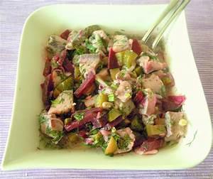Salat Selber Anbauen : matjes salat mit gurken und roter bete katha kocht ~ Markanthonyermac.com Haus und Dekorationen