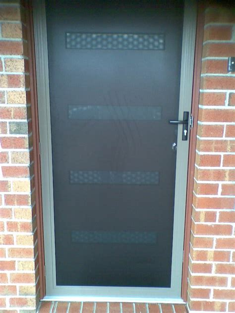 security doors melbourne services