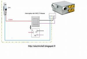 Disjoncteur Pour Vmc : schema electrique page 3 ~ Premium-room.com Idées de Décoration