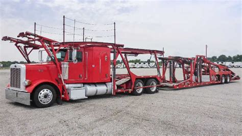 Unused And Used Car Hauler Trucks For Sale
