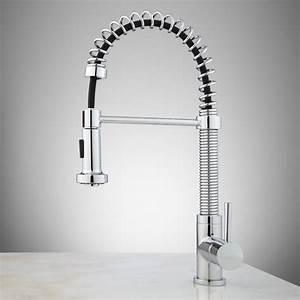 Restaurant, Style, Sink, Faucet