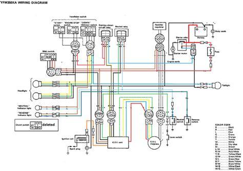 yamaha warrior 350 engine diagram yamaha free engine