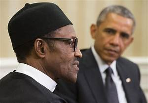 Obama Gives Nigerian President Buhari Names Of Oil Thieves ...