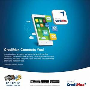 CrediMax launches its New Mobile App - Bahrain This Week