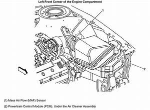 2003 Cadillac Dts Where Is Ecm Located And Wire Diagram Of