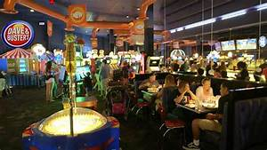Wings And Fighting Robots Work For Dave Buster 39 S