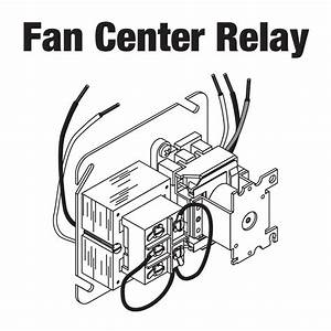 Central Boiler Fan Center Relay