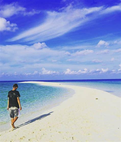 pantai pulau gili bawean gresik surga bahari  tersembunyi