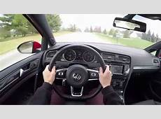 2015 Volkswagen GTI Performance Package DSG WR TV POV
