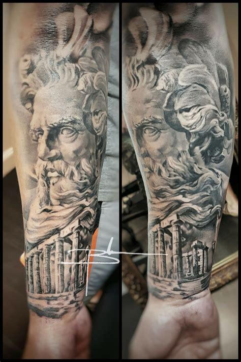 latest poseidon tattoos find poseidon tattoos