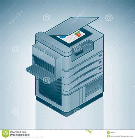 imprimante de bureau grande imprimante laser de bureau photos stock image