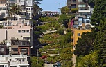 Lombard Street In San Francisco: The Crookedest Street In ...