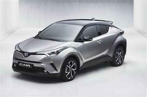 Toyota Photo by Toyota C Hr 2016 Les Premi 232 Res Photos Photo 1 L Argus